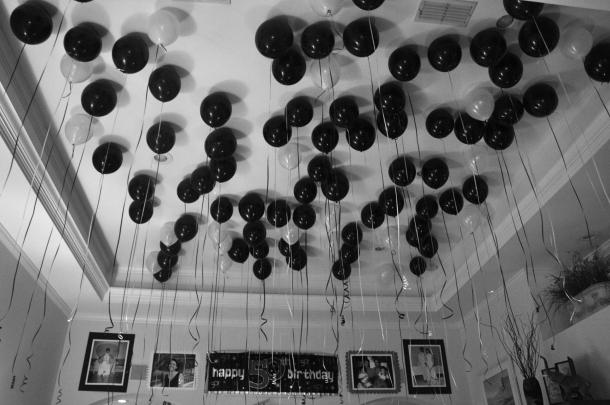 que decoração de aniversário escolher