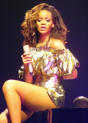 Concerto Rihanna no Pavilhão Atlântico