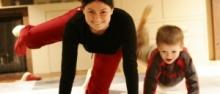 Exercícios Pós-Parto Para a Barriga