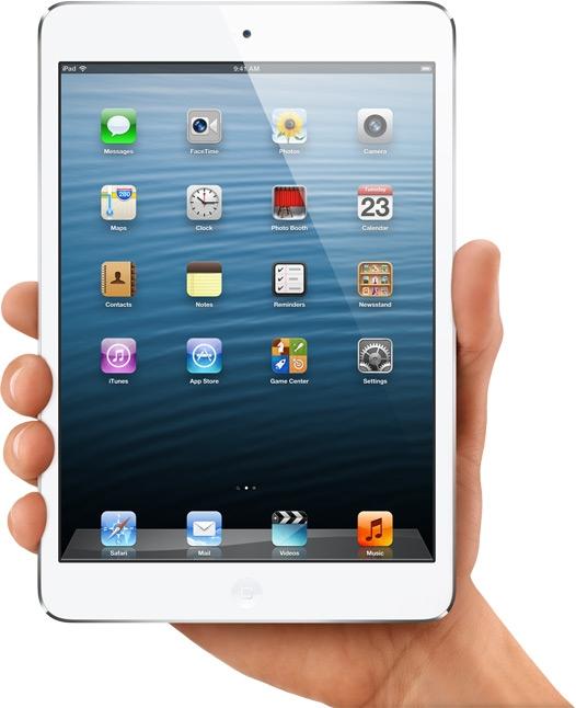 Foto iPad mini