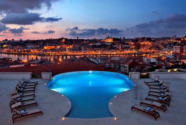 Hotéis para a passagem de ano no Porto