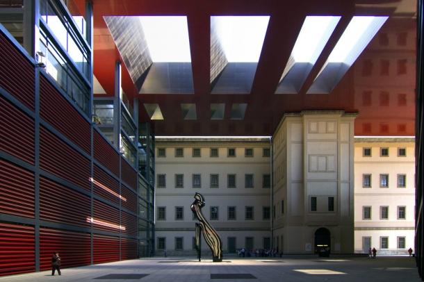 Museu Reina Sofia - o que visitar em Madrid