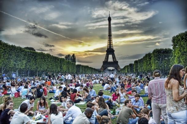 paises com mais turismo