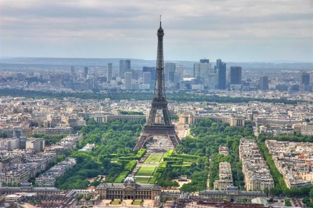 Paris - 5 Destinos de Passagem de Ano