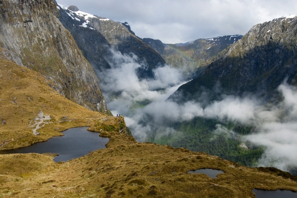 Parque Fiordland - Maiores Parques Naturais do Mundo
