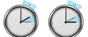 Quando Muda a Hora?