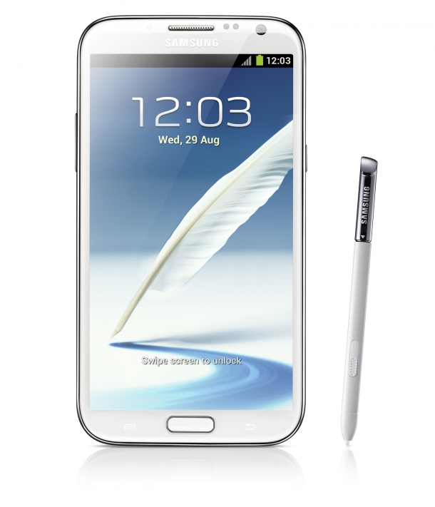 Samsung Galaxy Note - Melhores Smartphones Android