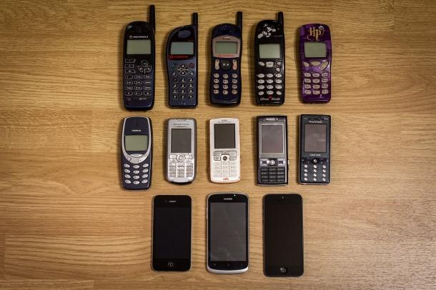 Telemóvel/Smartphone - 10 gadgets que mudaram o mundo