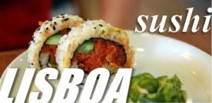 Sushi em Lisboa