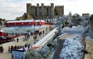Vila Natal em Óbidos 2013